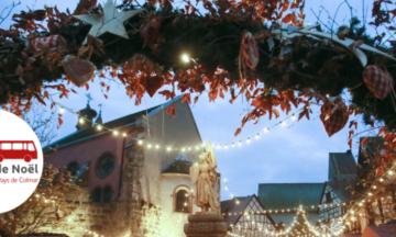 Découvrez Noël en Alsace à bord des Navettes de Noël !