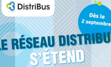 DistriBus, le réseau s'étend !