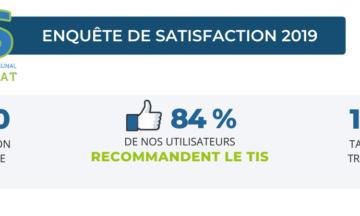 TIS : enquête de satisfaction