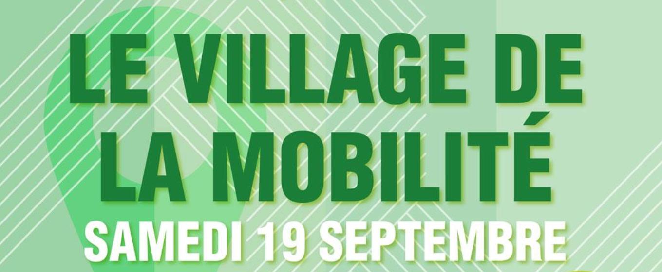 DISTRIBUS : Village de la mobilité