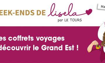 Nouveau : « Les week-ends de Lisela »