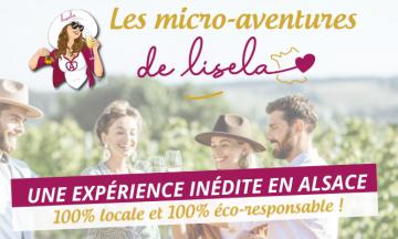(Re)découvrez l'Alsace avec les micro-aventures de Lisela